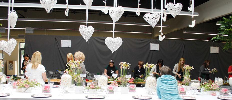 Azubiwettbewerb vom Juni 2014 - Thema: Hochzeitstraum