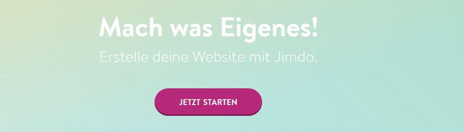homepage erstellen gratis