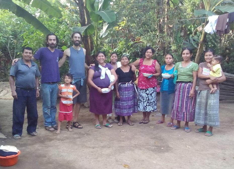 Finca Veracruz, Guatemala, diciembre 2015