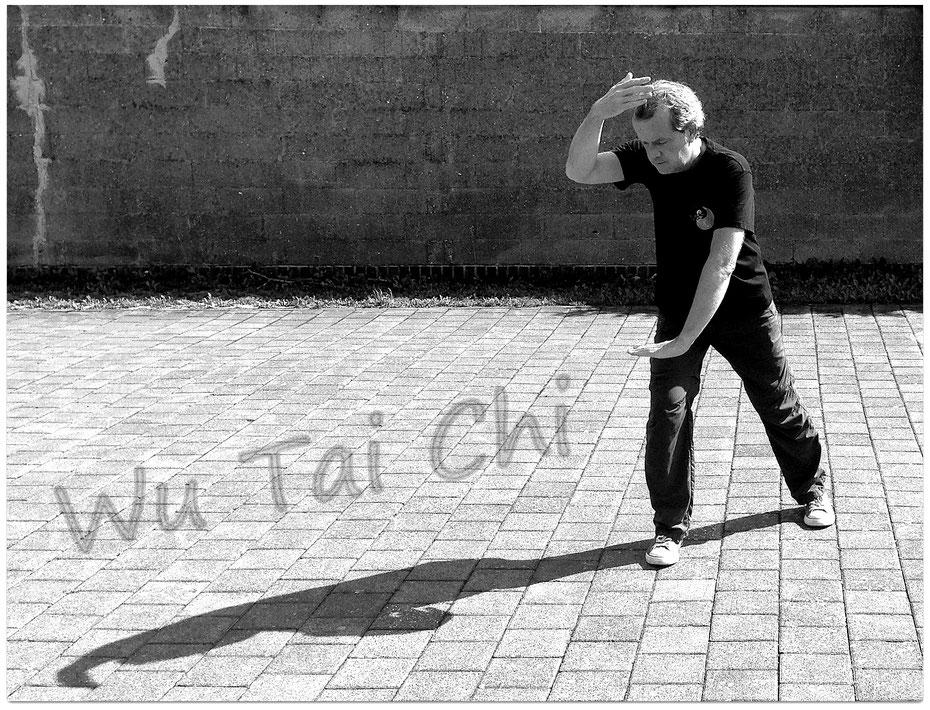 Theo Ramrath - 5Bambushalle Unterricht für traditionelles Wu Tai Chi Chuan in Neuss und Düsseldorf