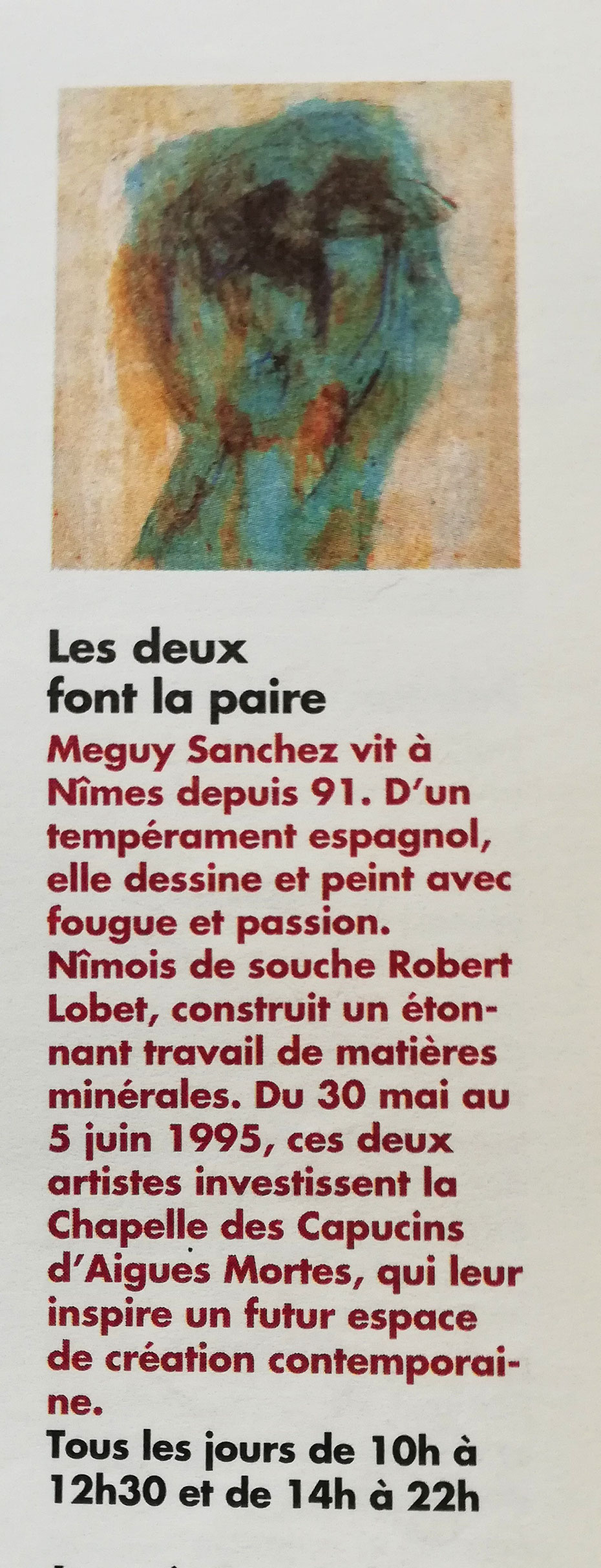 Ville de Nîmes mai 1995 numéro : 23