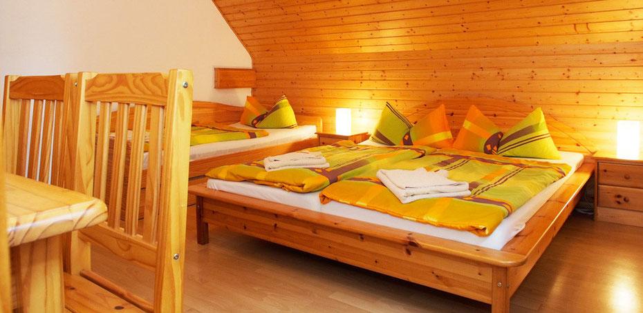 Waldhof Korswandt - Ferienwohnung 1