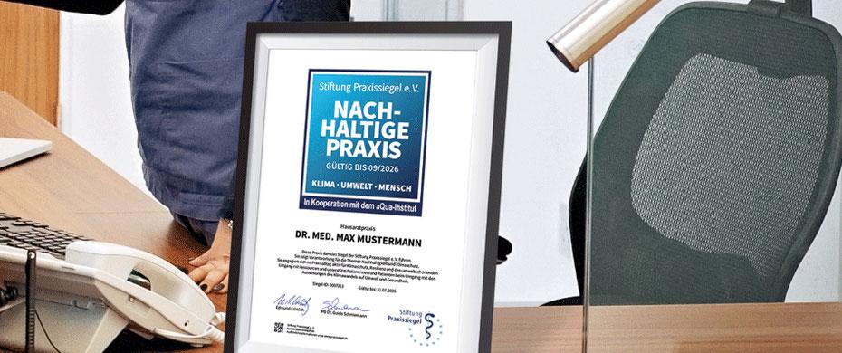 Zertifizierung von medizinischen Einrichtungen