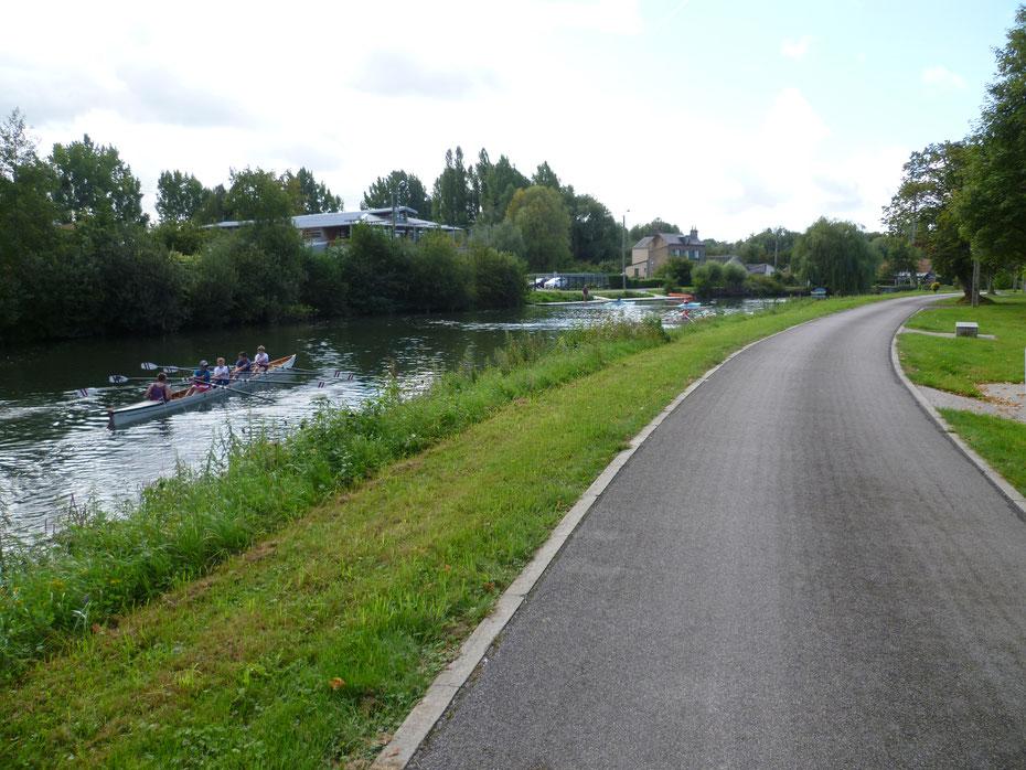 De jolies pistes cyclables en Somme pour une balade à bicyclette en toute sécurité !