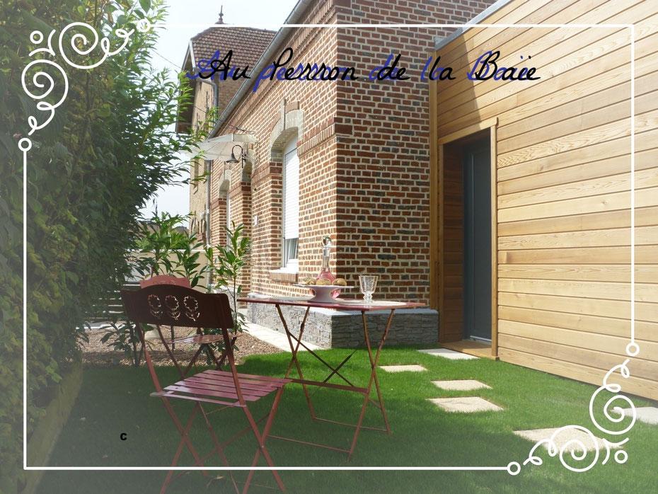 chambres d'hôtes Abbeville proche Baie de Somme Gîtes de France et Accueil vélo