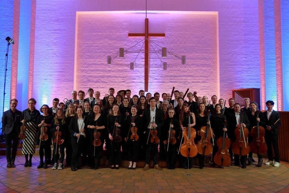 SymphonING Sommerkonzert 2019 im Freilichtmuseum am Kiekeberg.
