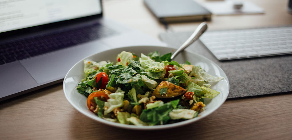 Gesund abnehmen - Online-Beratung