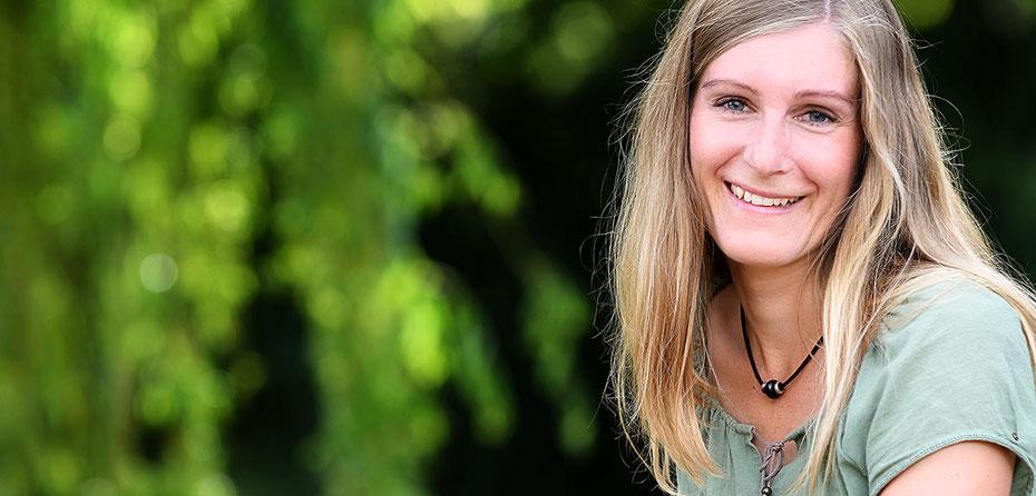 Gesund abnehmen in Ahaus und Münster mit Sabrina Queißert