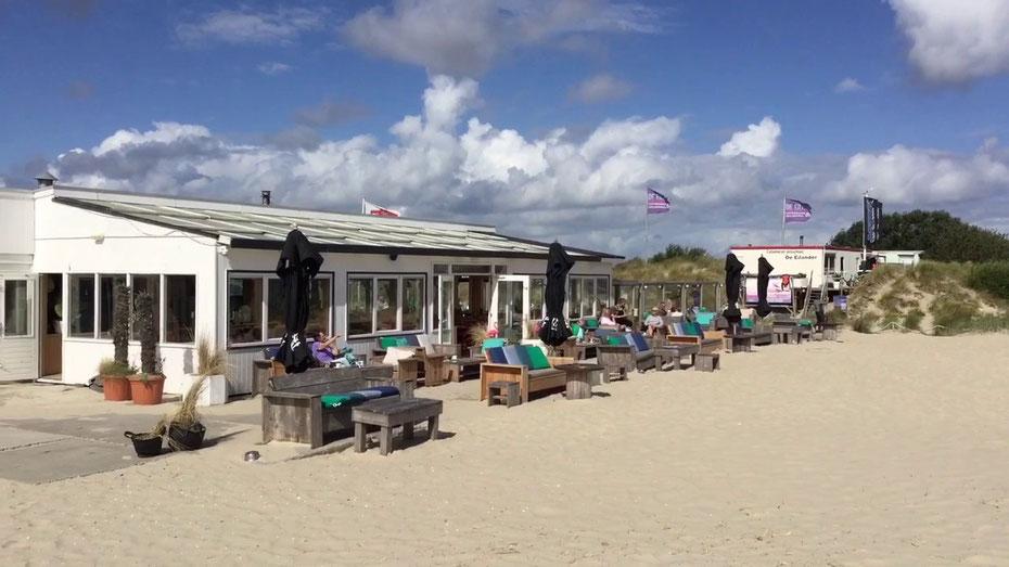 """<img src=""""image.jpg"""" alt=""""Strandpaviljoen """"Kaap Noord"""" op het strand ten Noorden van De Cocksdorp op Texel"""">"""