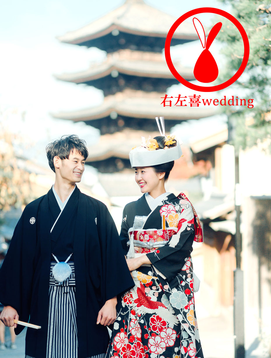 京都前撮り右左喜Wedding