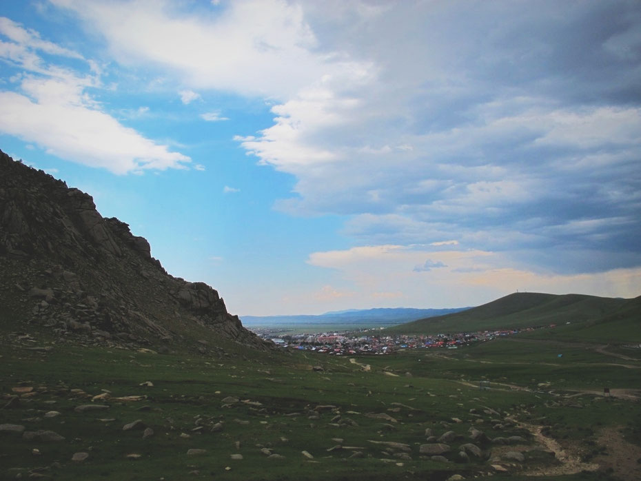 bigousteppes mongolie route tsetserleg steppes