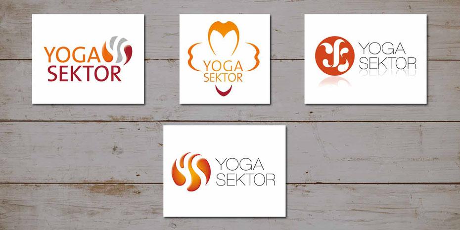 Logo Yoga Sektor