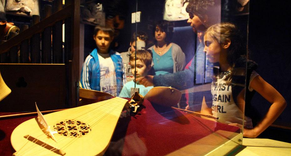 Ateliers au Musée du Quercorb