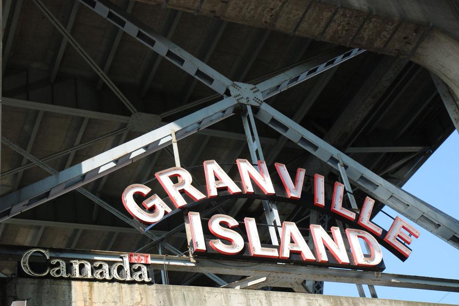 Granville Bridge, Granville Island, Vancouver