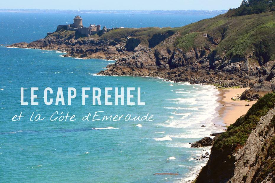 Fort la Latte au Cap Fréhel sur la Côte d'Emeraude