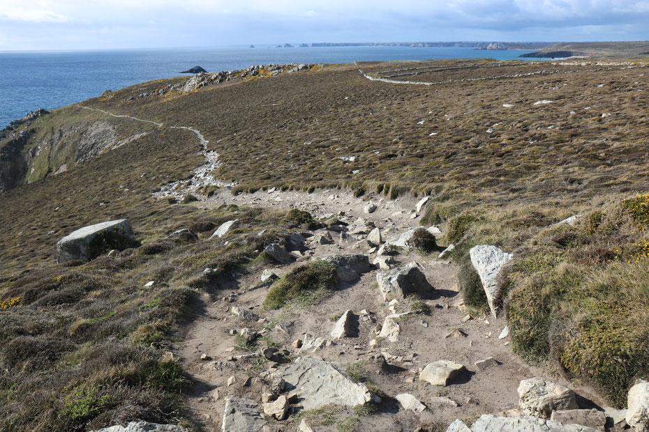 Cap de la Chèvre en Presqu'île de Crozon