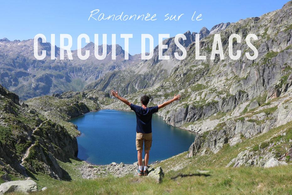 Lac Nère, Circuit des Lacs, Vallée du Marcadau, Cauterets, Pyrénées