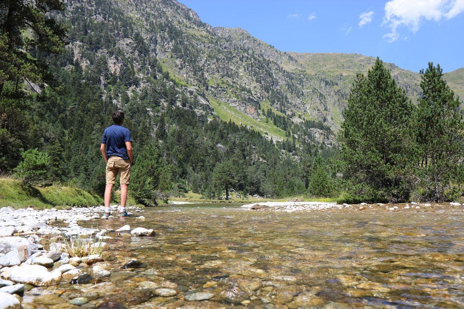Vallée du Marcadau, Cauterets, Pyrénées