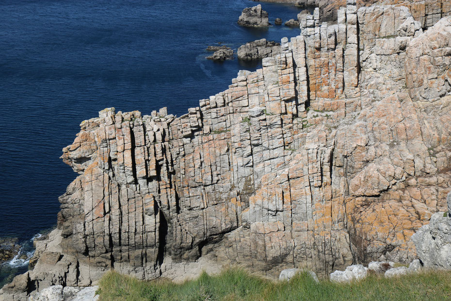 Pointe de Pen-Hir en Presqu'île de Crozon