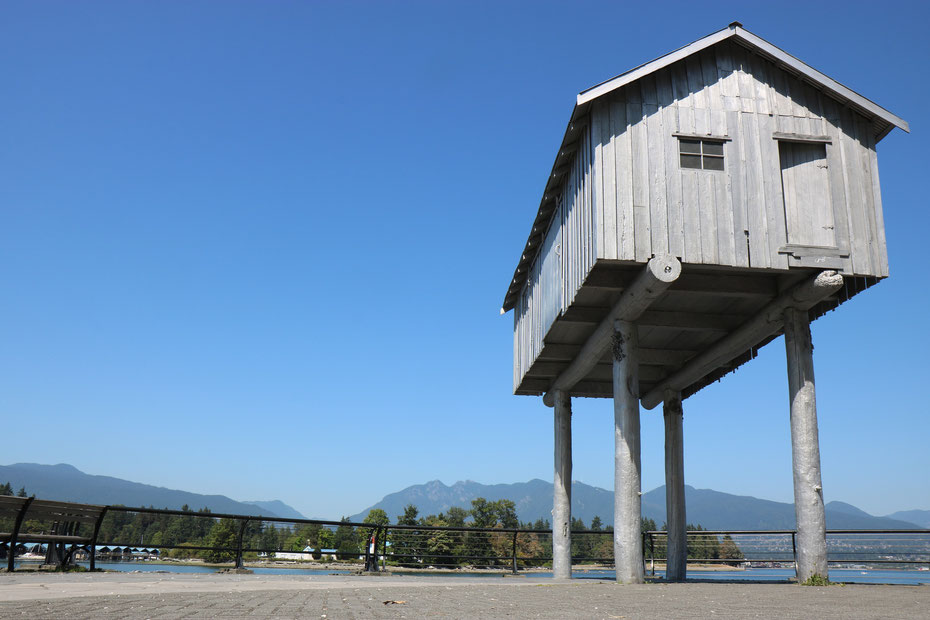 Light Shed, Vancouver