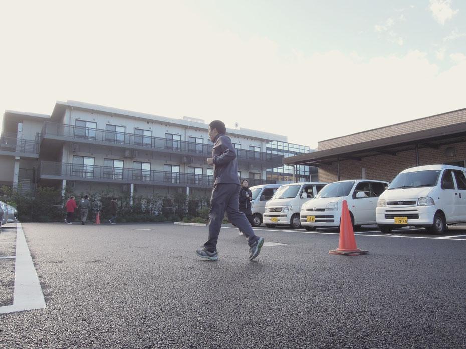 社会福祉法人オリーブの樹  ブログ ルック オリーブ!イメージ オリーブ轟 とどろき 日常活動 マラソン ランニング ジョギング ゆうりんぴっく 就労移行支援 就労継続支援A型 就労継続支援B型 障害者サービス 千葉市稲毛区轟町