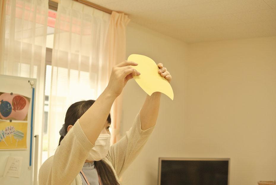 社会福祉法人オリーブの樹 ブログ ルック オリーブ!イメージ オリーブ轟 とどろき 土活 土曜日活動 工作 うちわ アート 生活介護 日中活動 外活動 就労移行支援 就労継続支援A型 就労継続支援B型 障害者サービス 千葉市稲毛区轟