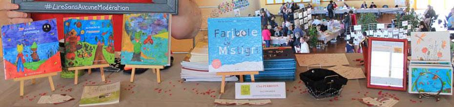 L'illustratrice Cloé Perrotin vous présente la rétrospective du Salon du Livre de Châtillon-sur-Chalaronne 2017 avec les petites pages Châtillonnaises et l'APIC