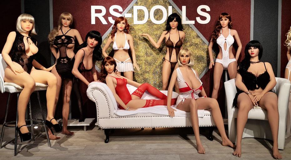 Ausstellung der größten Marken Sexpuppen Hersteller in Deutschland