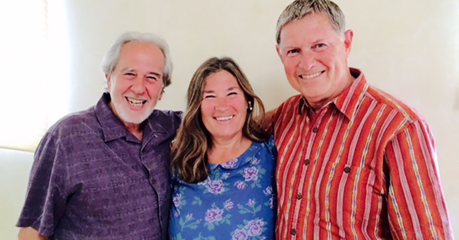 Bruce Lipton, Brunhild Hofmann, Rob Williams