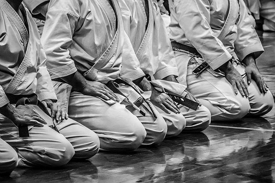 Massimo Armellino CSK Centro Studi Karate Cuneo