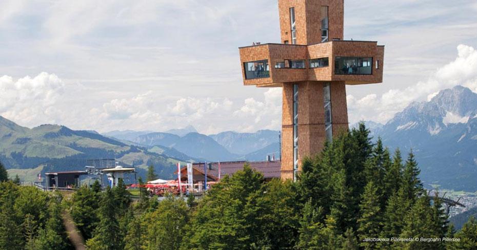 Größtes Gipfelkreuz, Begehbares Gipfelkreuz, Größtes Gipfelkreuz Tirol, Tirol, Größtes Gipfelkreuz, Alpen, Kunst in den Alpen, Aussichtspunkt Pillerseetal, Aussichtsturm Tirol, Größter Aussichtsturm Tirol, Einzigartige Achitektur in den Alpen