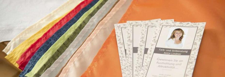 Ausbildung und Weiterbildung Farb- und Stilberatung