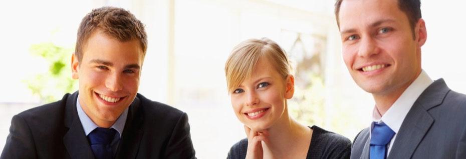 Mitarbeiterstyling und Businesskleidung