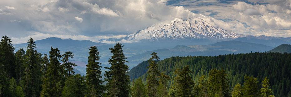 Mount St. Helens, 2.550m