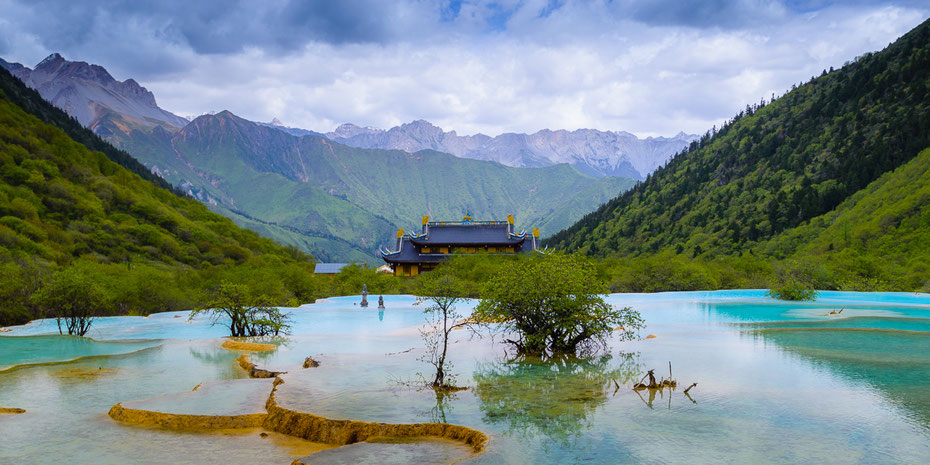 Huanglong Nationalpark