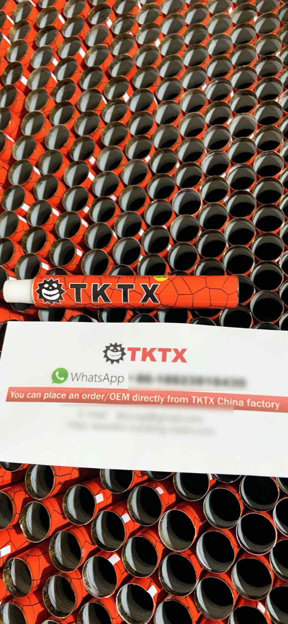 TKTX Rot Kaufen - Hersteller Anbieter