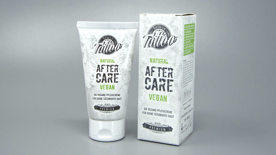 Believa Tattoo Aftercare