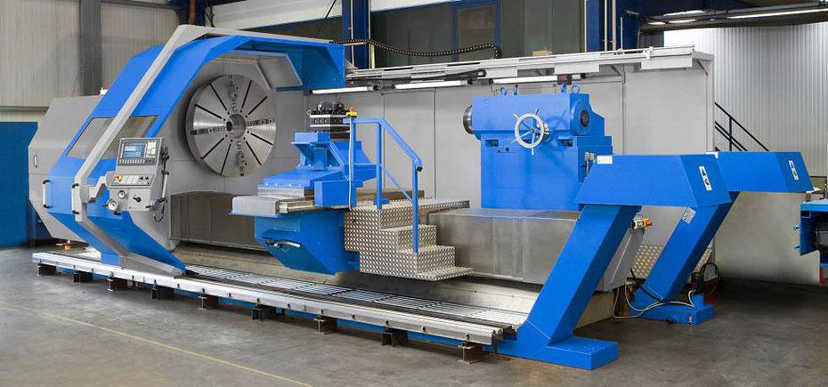 Seiger zyklengesteuerten Drehmaschinen, CNC Maschinen,