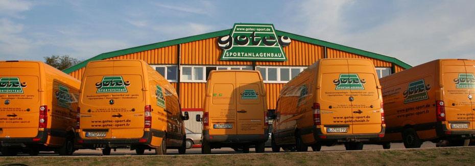 Gotec Sportanlagenbau Firma