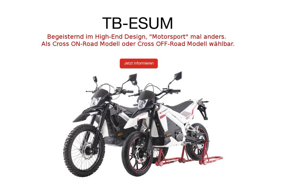 Es um tinbot elektro roller heppenheim bergstrasse FAHRZEUGAGENTUR24 eroller bergstrasse