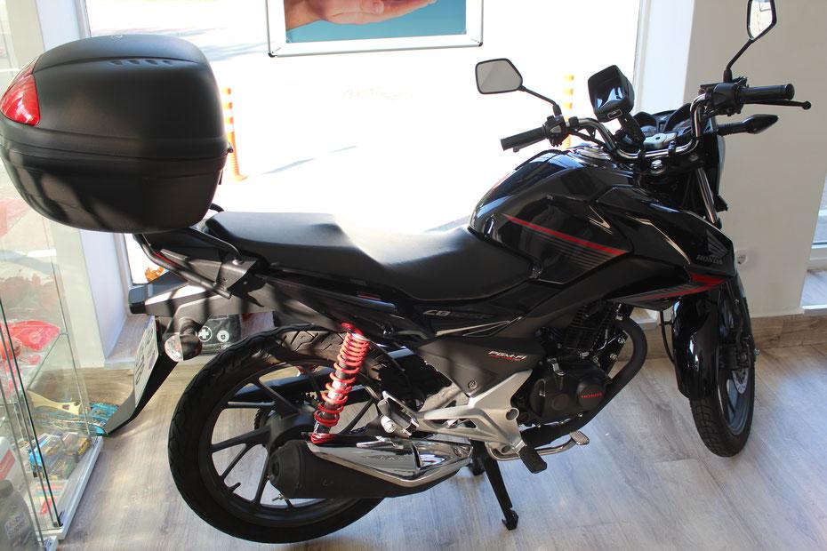 Motorrad Heppenheim Honda CB125F Fahrzeugagentur24 Moped 125er Mofa Händler Motorradhandel Ankaufstation
