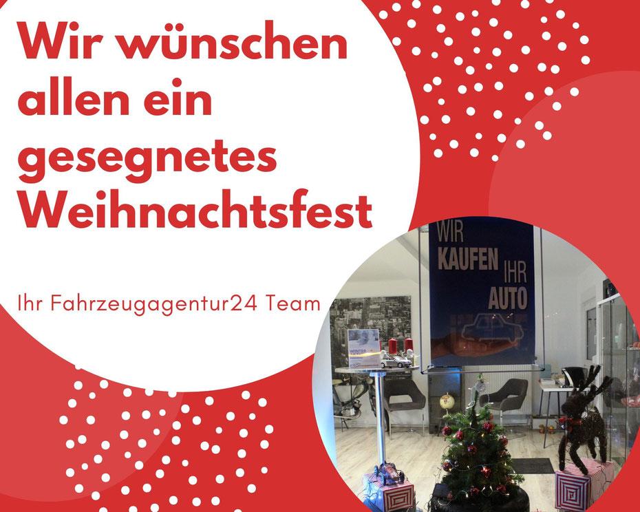 Wir wünschen euch schöne Feiertage und ein gesegnetes Weihnachtsfest.
