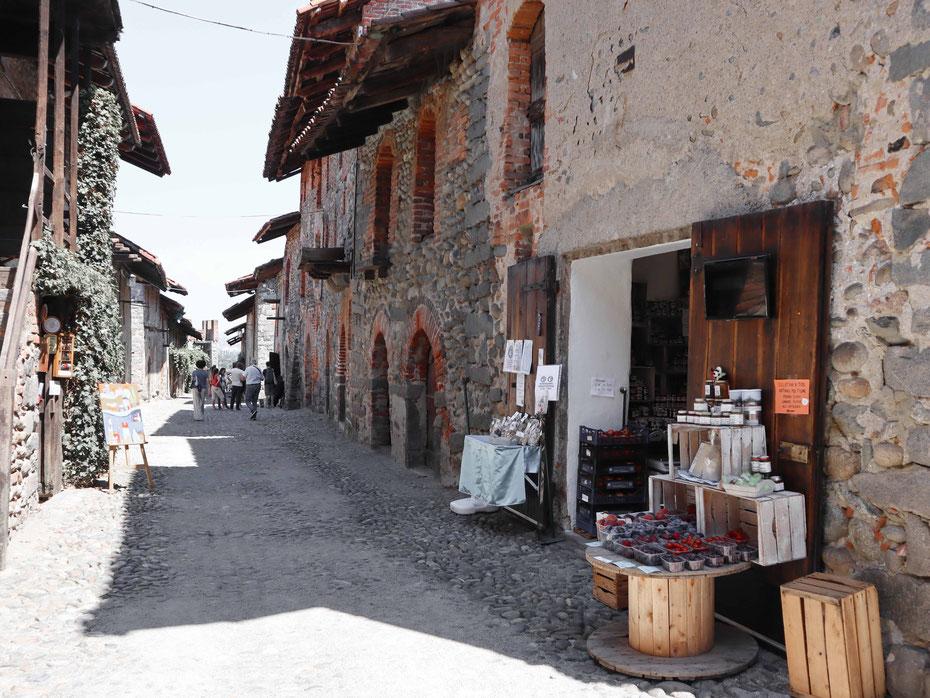 Ricetto di Candelo (Biella) - Foto Gloria Carraro