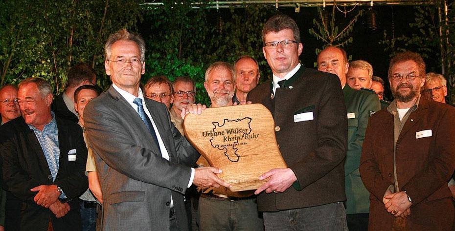 Auftaktveranstaltung Waldgebiet des Jahres 2019 am 21.05.2019