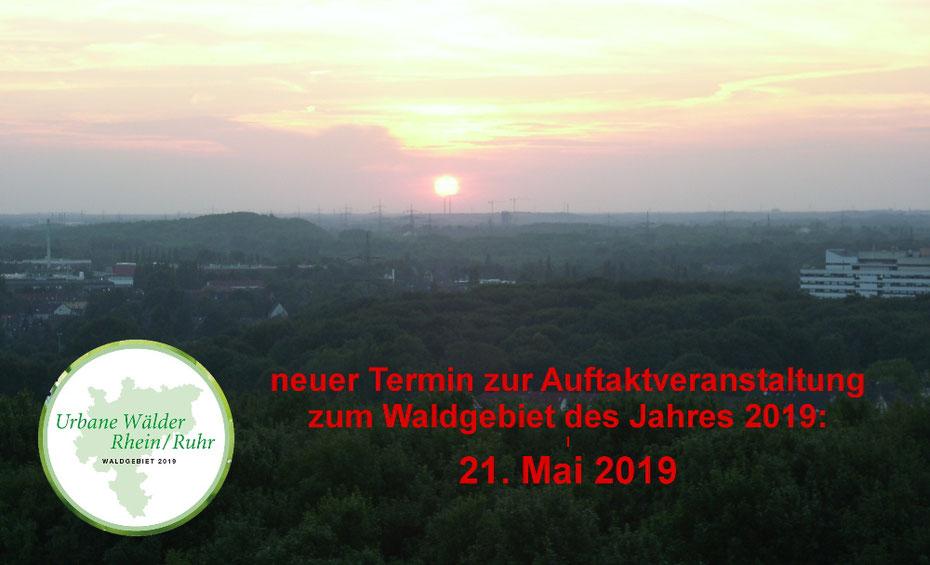 Auftakttermin zum Waldgebiet des Jahres 2019 21. Mai 2019
