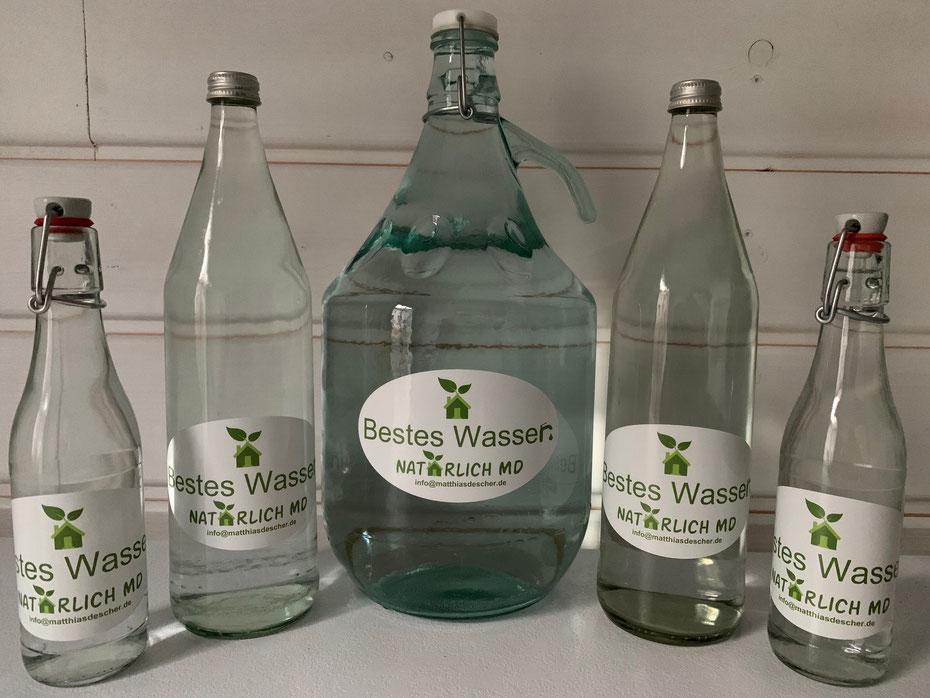 Bestes Wasser