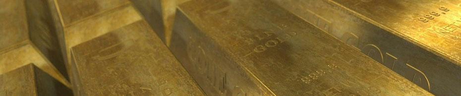 Gold kaufen Geld anlegen