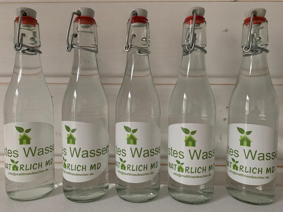 Bestes Wasser Trinkwasserfilter kaufen Trinkwasseraufbereitung