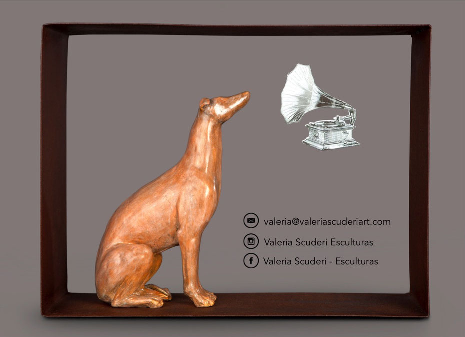 Datos de contacto Valeria Scuderi Esculturas - Contact details for Valeria Scuderi Esculturas