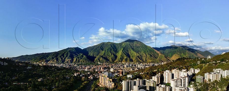 Parque Nacional El Ávila en Caracas, Venezuela